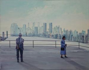 New-York - Clément Baeyens