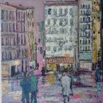 Apres la pluie - Clément Baeyens