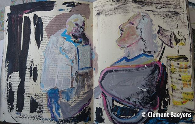 Les Cahiers - esquisses - Clement Baeyens (114)