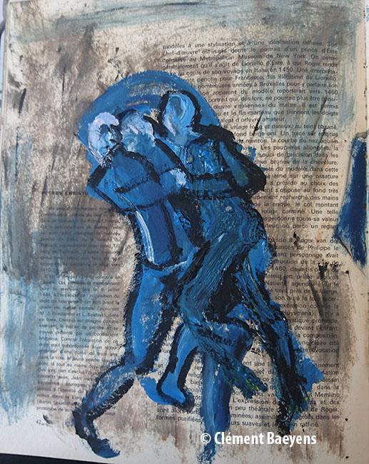 Les Cahiers - esquisses - Clement Baeyens (93)