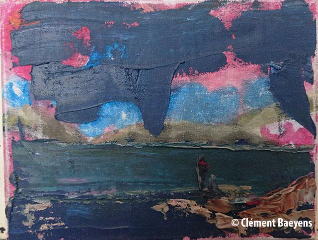 Pensive - Clément Baeyens